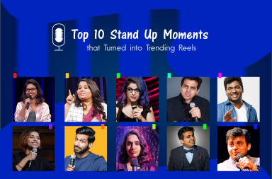 Top 10 Stand Up Moments