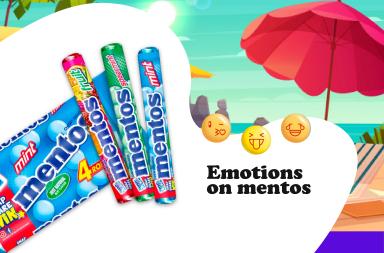 Mentos Emoticons