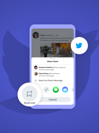 twitter Bookmark Collections